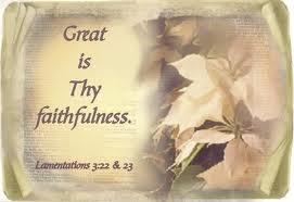 greatisthyfaithfulness