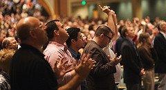 congregationworshiping